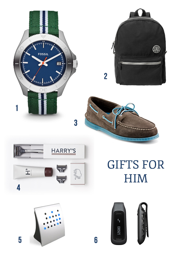 Father's Day Gifts for Him on www.bunnyanddolly.com
