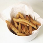 How to reheat French fries