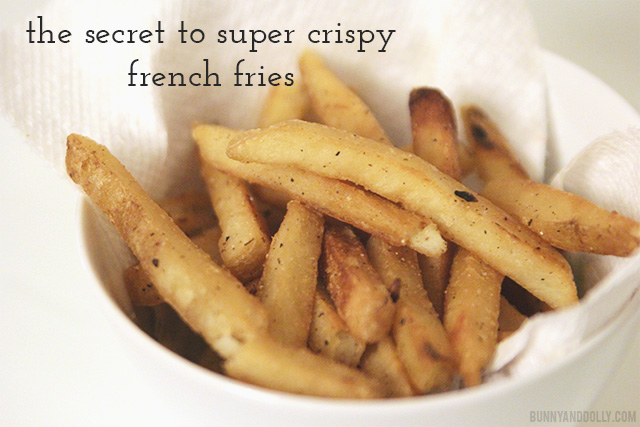 How to reheat French fries at home bunnyanddolly.com