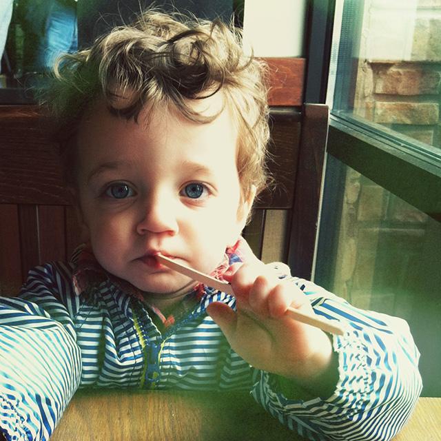 moody toddler portrait on www.bunnyanddolly.com
