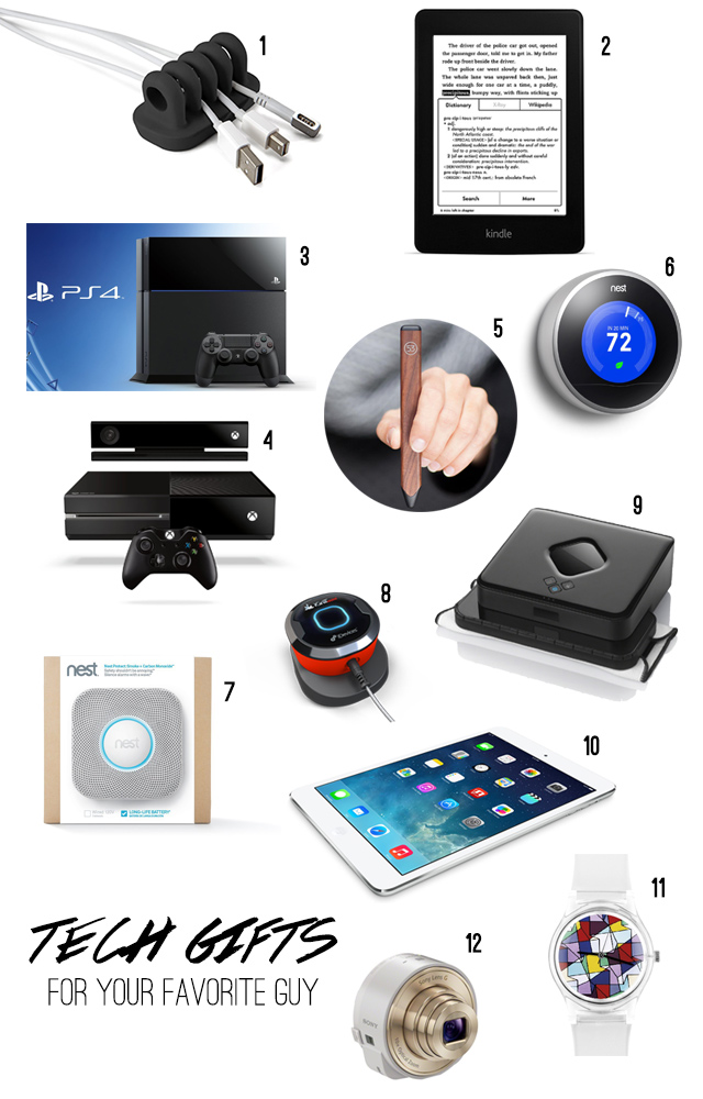 tech gifts for your favorite guy a girl named pj rh agirlnamedpj com ars technica holiday gift guide holiday gift guide for techies