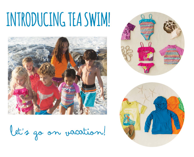 introducing tea collection swimwear | kids bathing suits | bunnyanddolly.com
