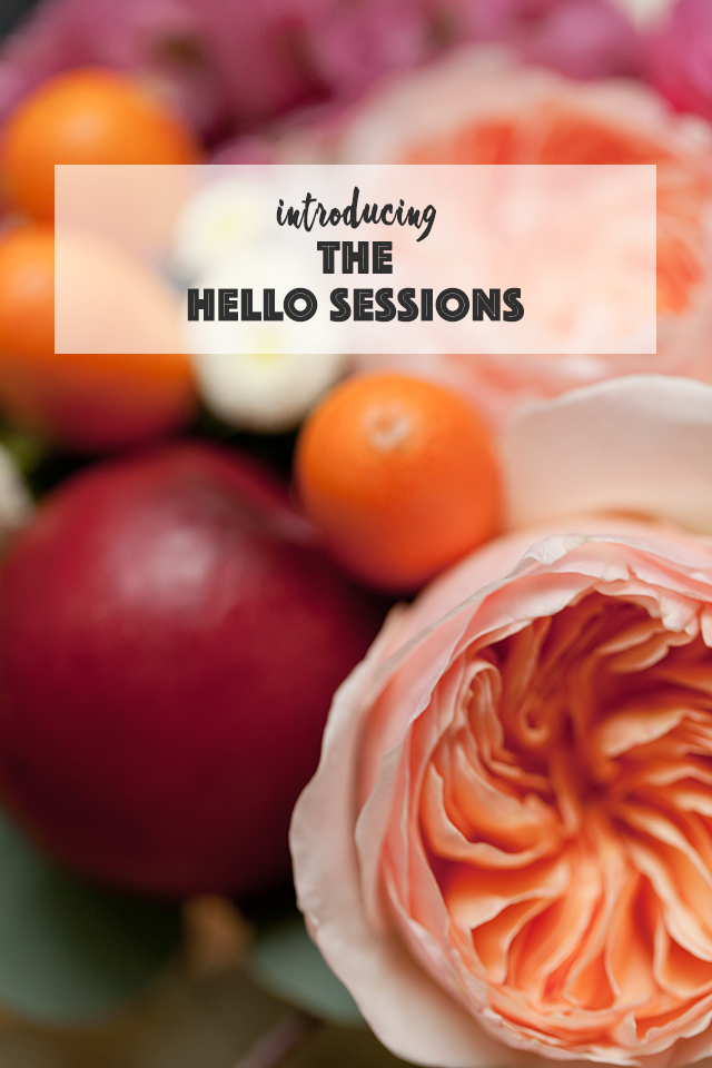 The Hello Sessions blog conference