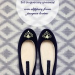 Fall Essentials: Chic slippers from Jacques Levine (and a giveaway!)