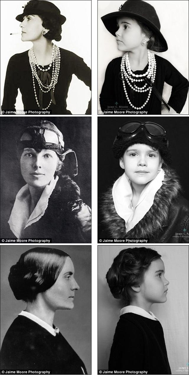 Historical women - Halloween costume ideas for girls from photographer Jaime Moore on www.bunnyanddolly.com
