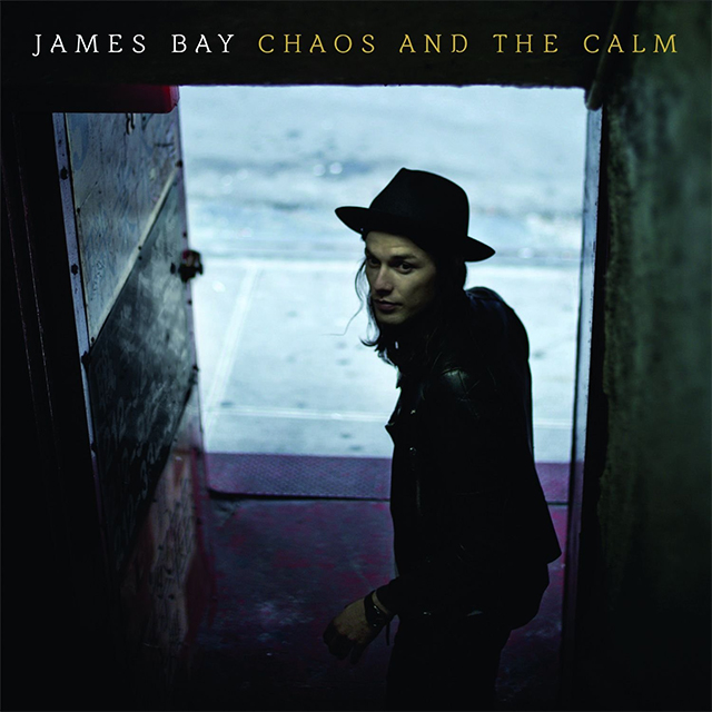 New Music: James Bay Chaos and the Calm