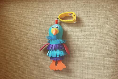 jingle bird car seat toy