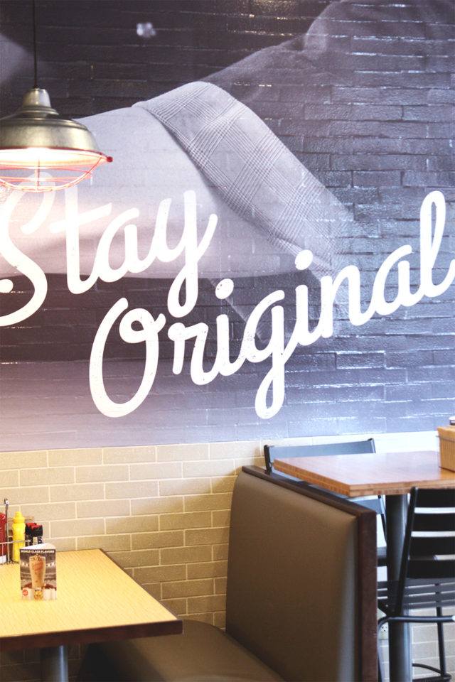 Stay original wall art at Johnny Rockets in Georgetown, plus 8 milkshake recipes to try at home