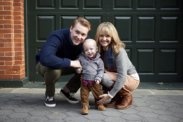 kelsey nixon family