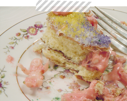 King Cake Plastic Baby