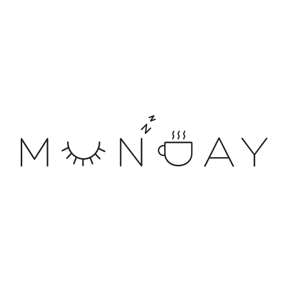 A Serious Case of the Mondays - Monday zzz | A Girl Named PJ