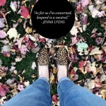What to Wear with Leopard Print Flats