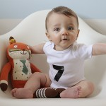 levi's monthly baby photo (seven months old)