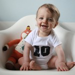 levi's monthly photo (ten months old)