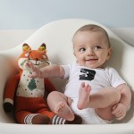 levi's monthly baby photo (three months old)