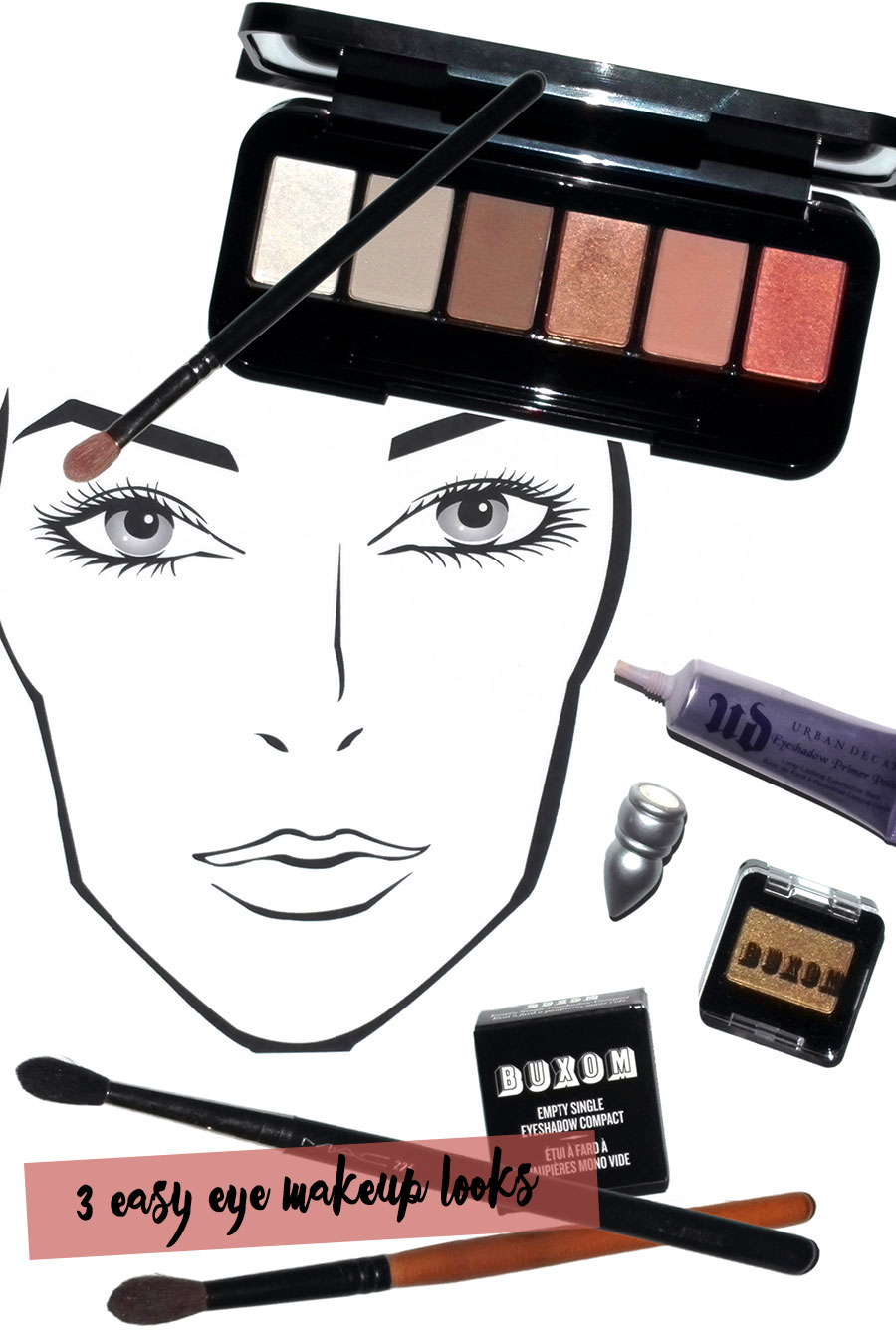 Three Eye Makeup Looks To Try This Weekend A Girl Named Pj