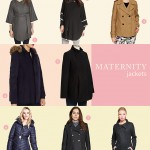 Maternity jackets and winter coats