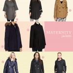 Maternity jackets and winter coats