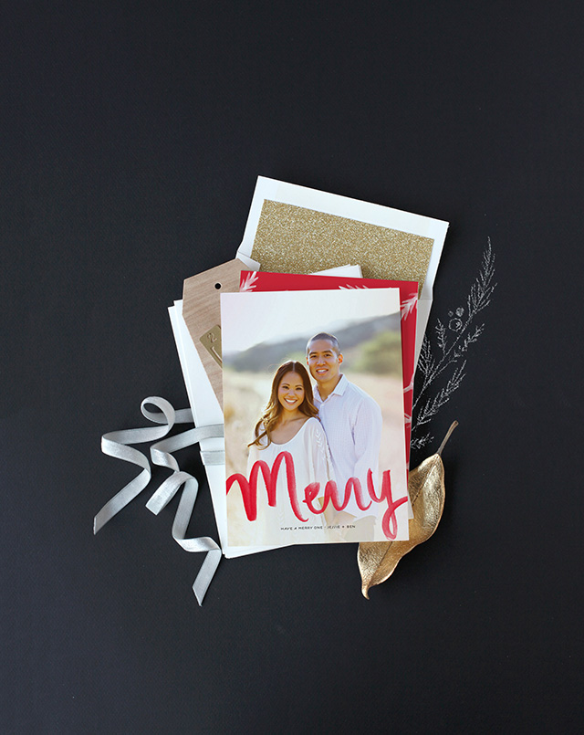 Minted Holiday Cards for Christmas | A Girl Named PJ