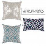 How to Mix and Match Pillows