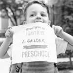 First day of school printables for all ages