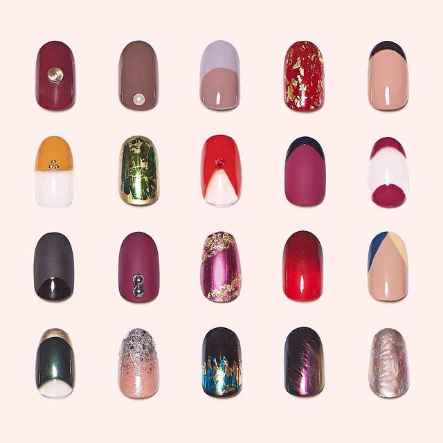 Paintbox Nails modern nail art