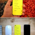 Sticky notes for your iPhone