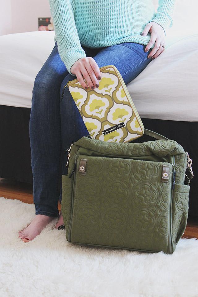 petunia diaper bag : Target