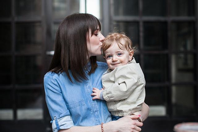 Secrets of Stylish Moms   A Girl Named PJ