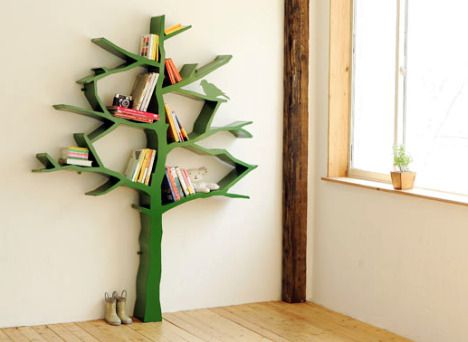 Shawn Soh Bookcase Tree