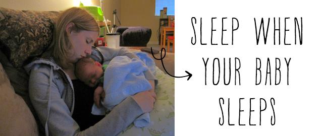 bunny & dolly | sleep when your baby sleeps