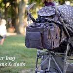A Unisex Diaper Bag