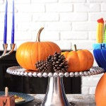 How to decorate for Thanksgivukkah