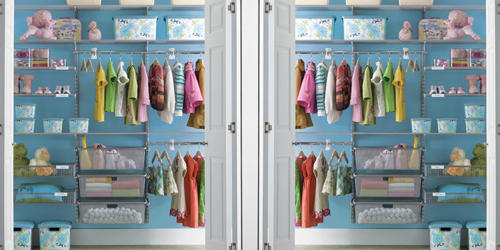 The container store closet 2