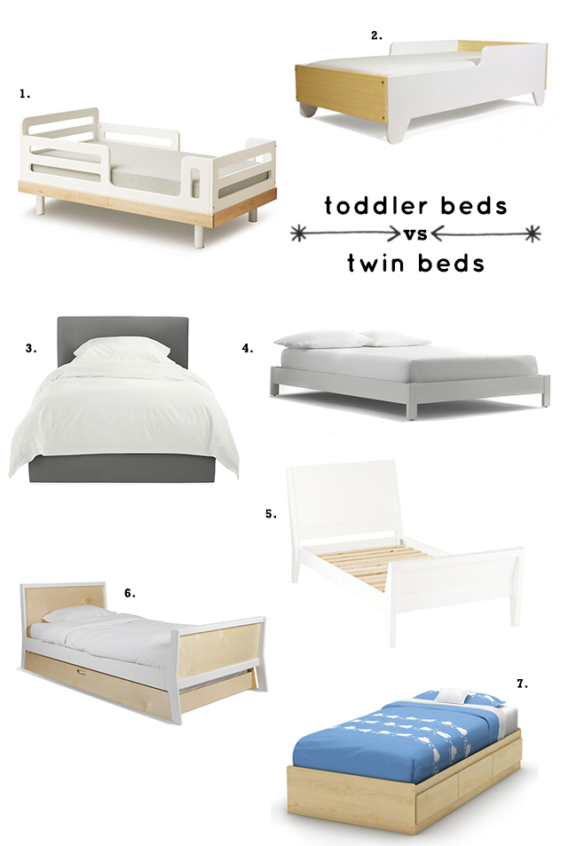 Toddler Bed Or Twin Bed