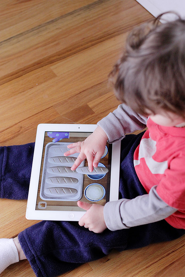 bakingfun educational app