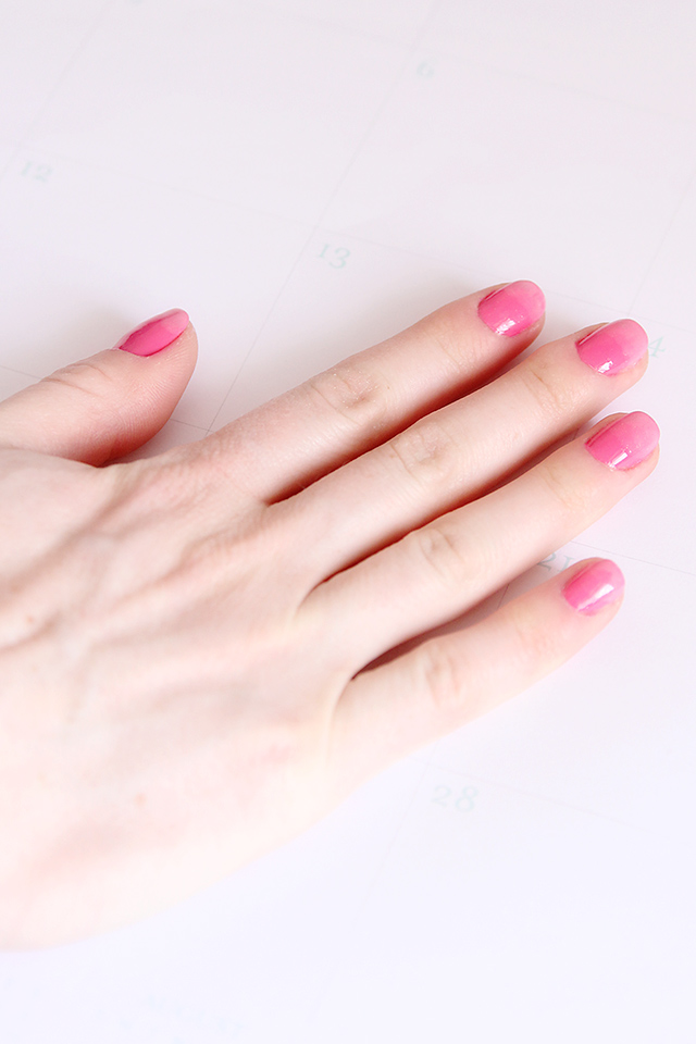 easy ombre manicure