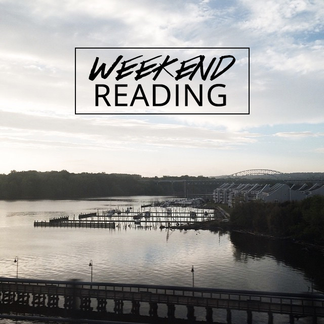 Weekend Reading: link roundup on A Girl Named PJ